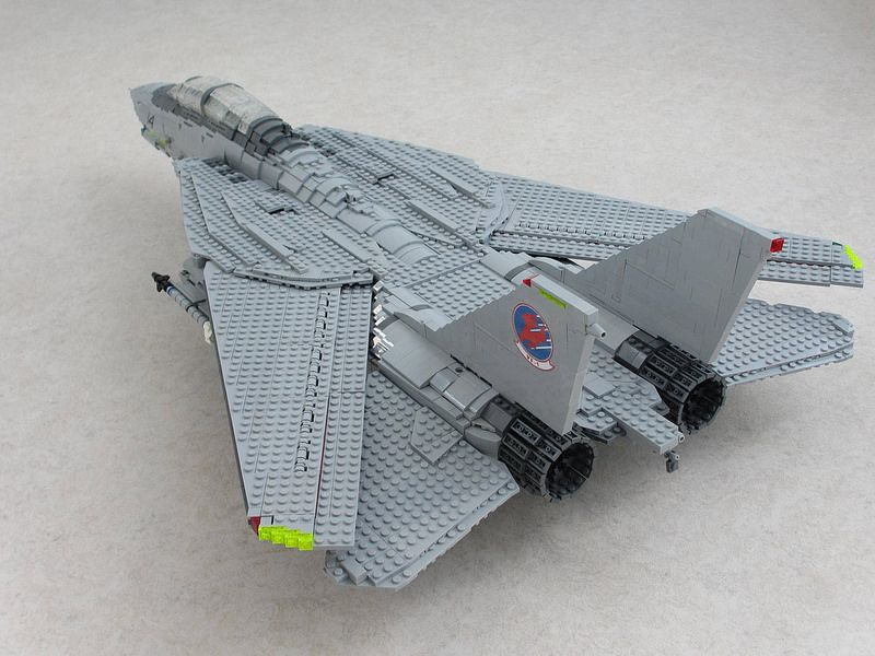 top gun f 14a tomcat 4 lego airplanes and helicopters lego lego military und all lego. Black Bedroom Furniture Sets. Home Design Ideas
