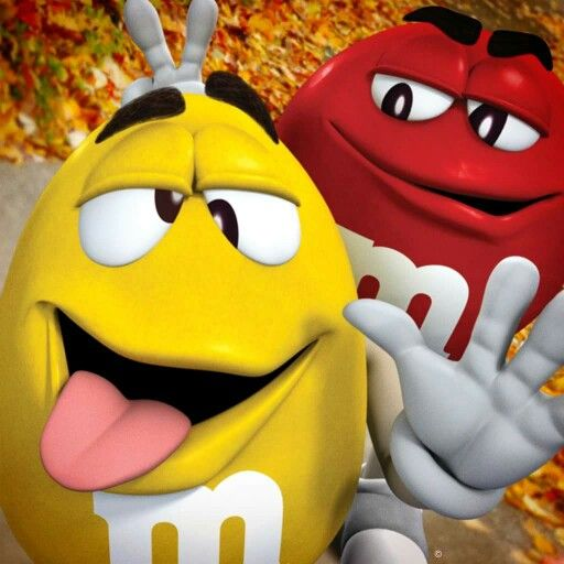 Red, yellow M&m characters, Hello kitty wallpaper, Candy