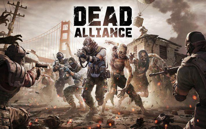 Lataa kuva Kuollut Alliance, 2017, Zombeja, hirviöitä