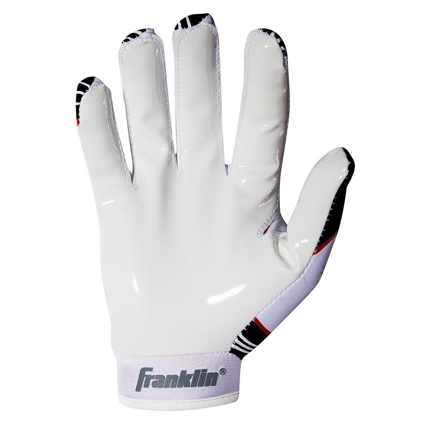 Atlanta Falcons Ultimate Fit Youth Receiver Gloves | Atlanta Falcons  hot sale