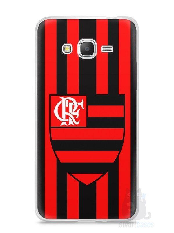 2113e588b3 Capa Samsung Gran Prime Time Flamengo  1 - SmartCases - Acessórios para  celulares e tablets  )