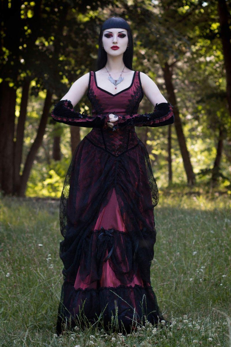 Obsidiankerttu jovana obsidian kerttu althemy goth vampire