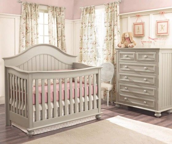 Giveaway Convertible Crib By Munire Project Nursery Baby Furniture Cribs Baby Nursery Decor