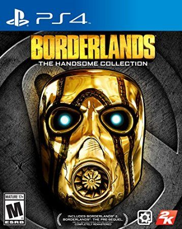Borderlands: The Handsome Edition - PlayStation 4