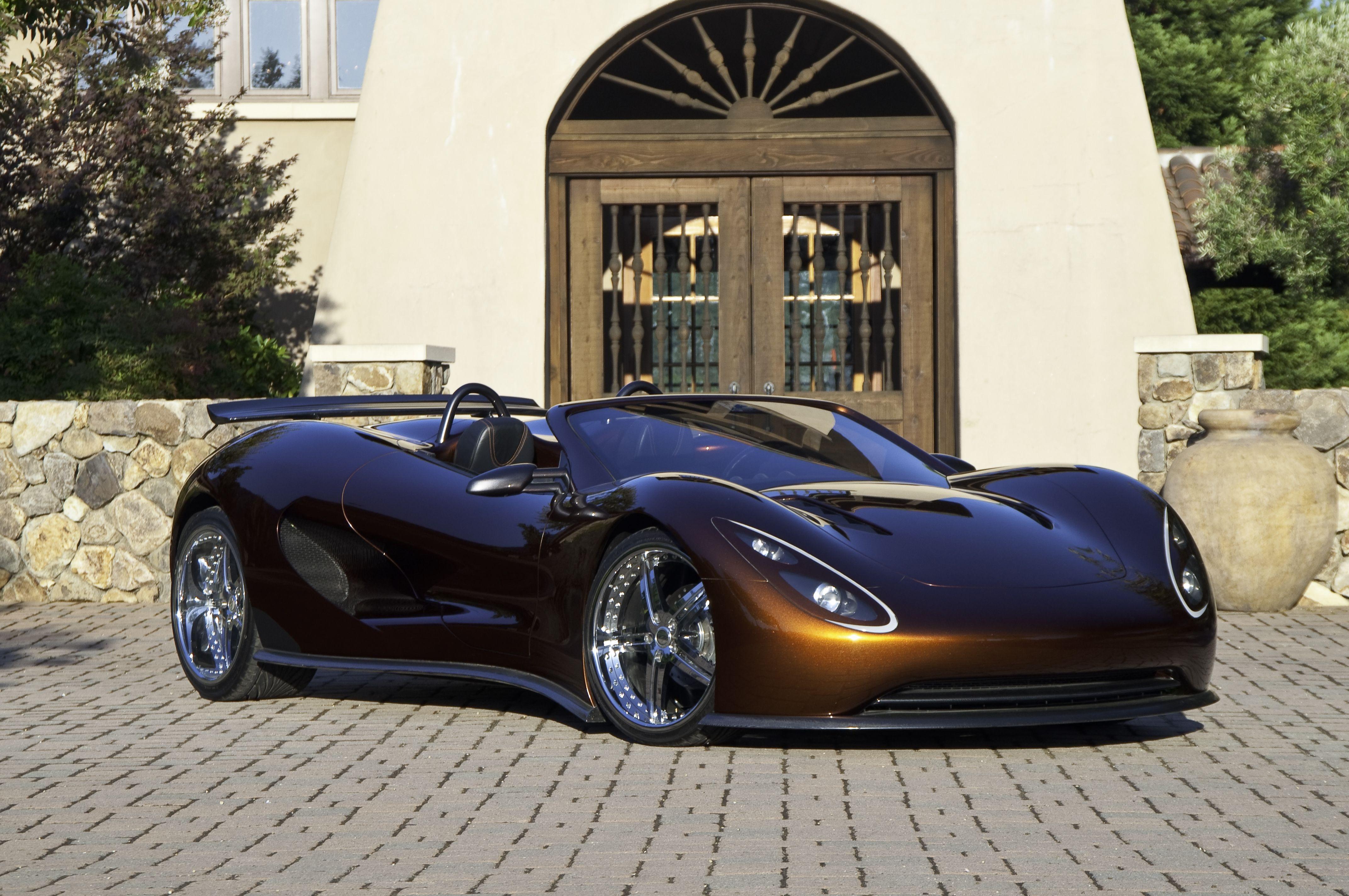 Scorpion Hydrogen Car For Sale