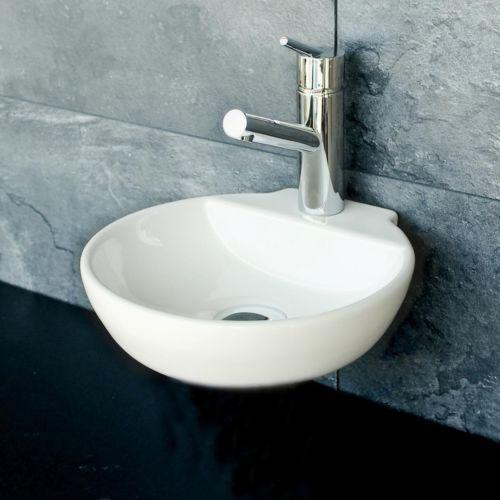 Kleines Gaste Wc Design Keramik Waschbecken 14 Handwaschbecken