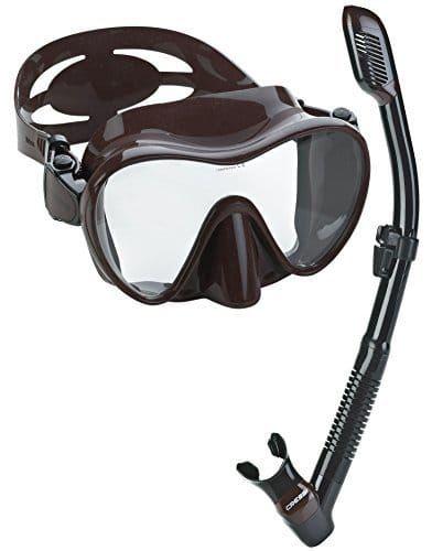 Water Mega On Snorkel Set Best Scuba Diving Scuba Diving Mask