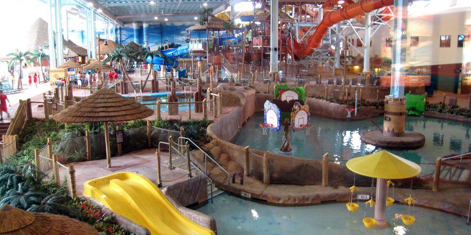 Kalahari Indoor Water Park Sandusky Ohio Notable Travels