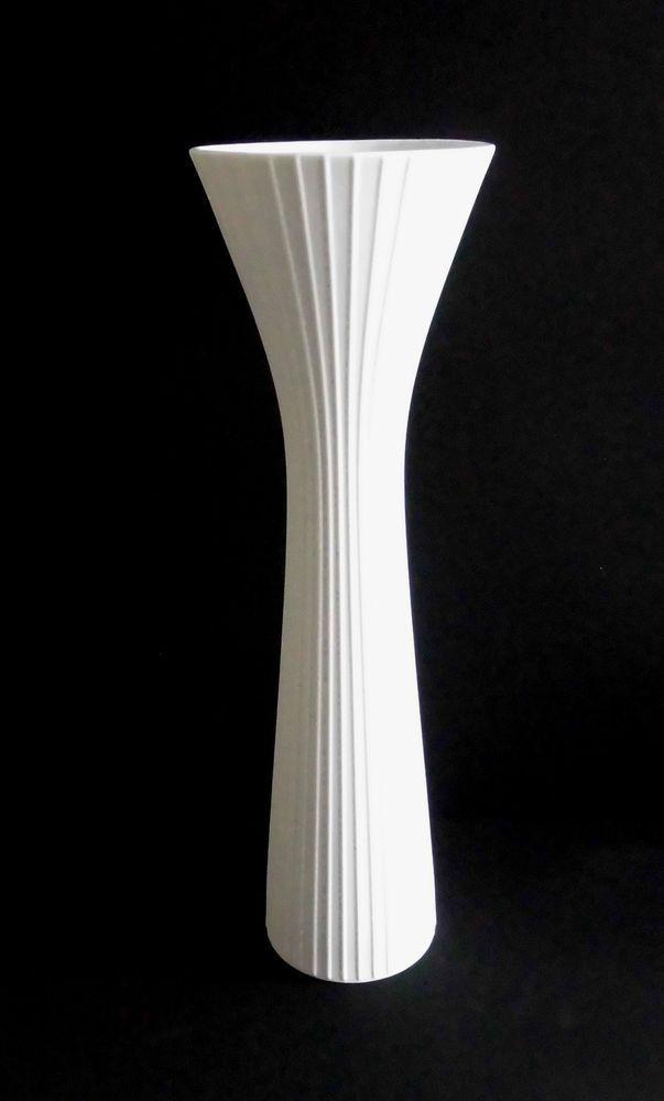 Details Zu Rosenthal Vasen Falda Weiss Matt Vase 10 Cm Pinterest