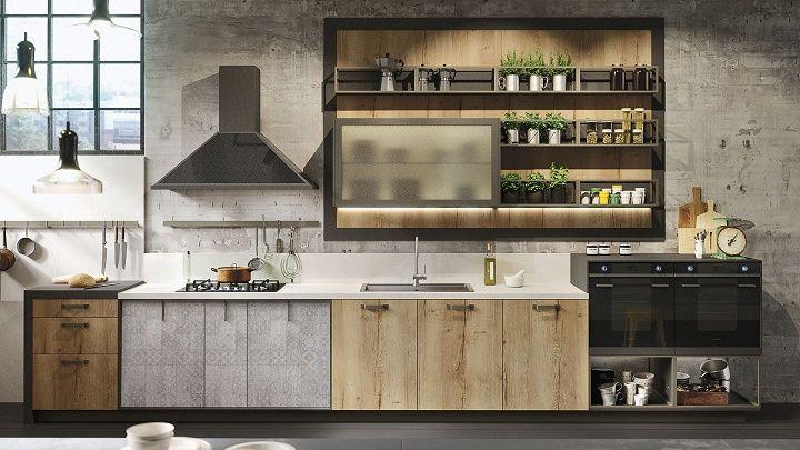 Great Mobiliario De Cocina Industrial Images Gallery >> Ventajas De ...