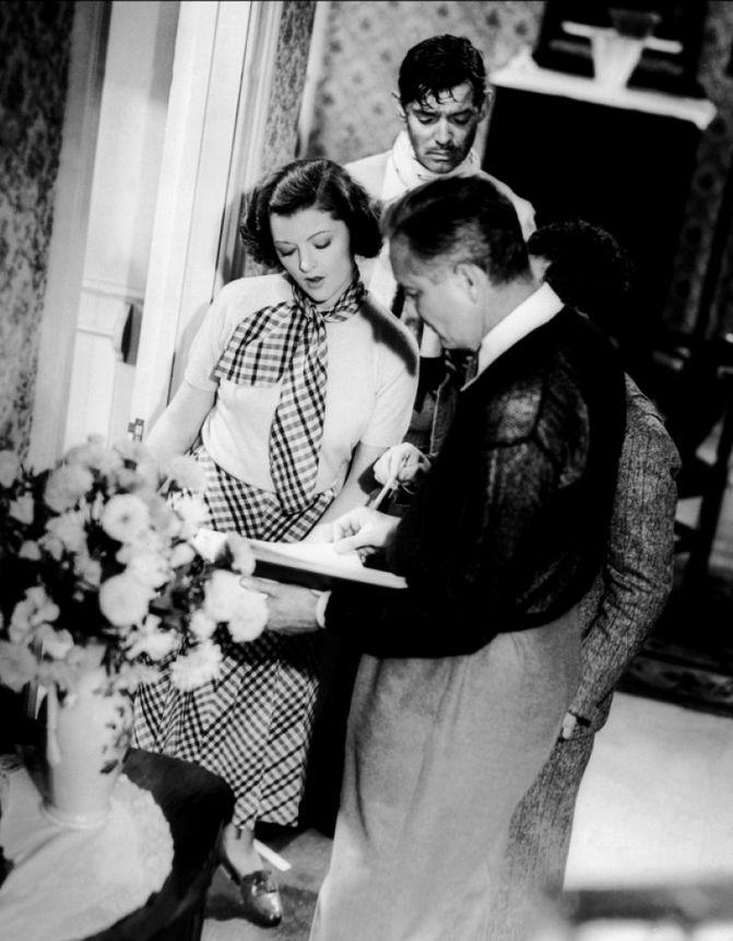 Test Pilot (1938)    Myrna Loy, Victor Fleming (dir.), and Clark Gable