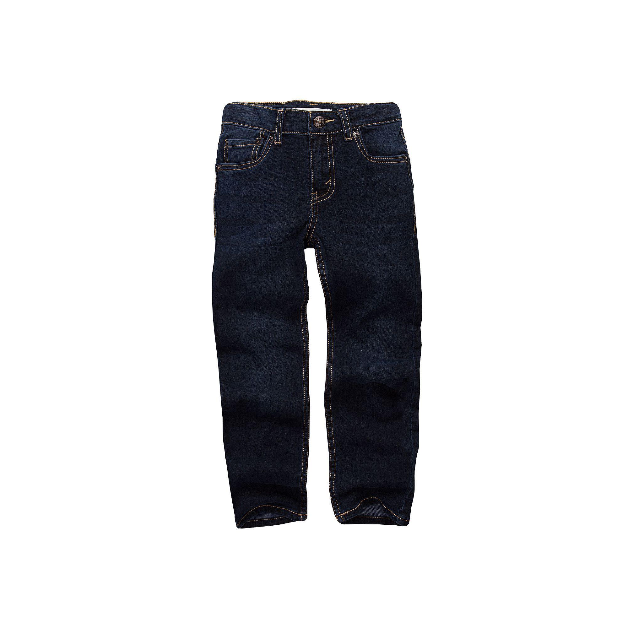 Boys 4-7x Levi's 510 Skinny Fit Jeans, Size: 7X, Dark Blue