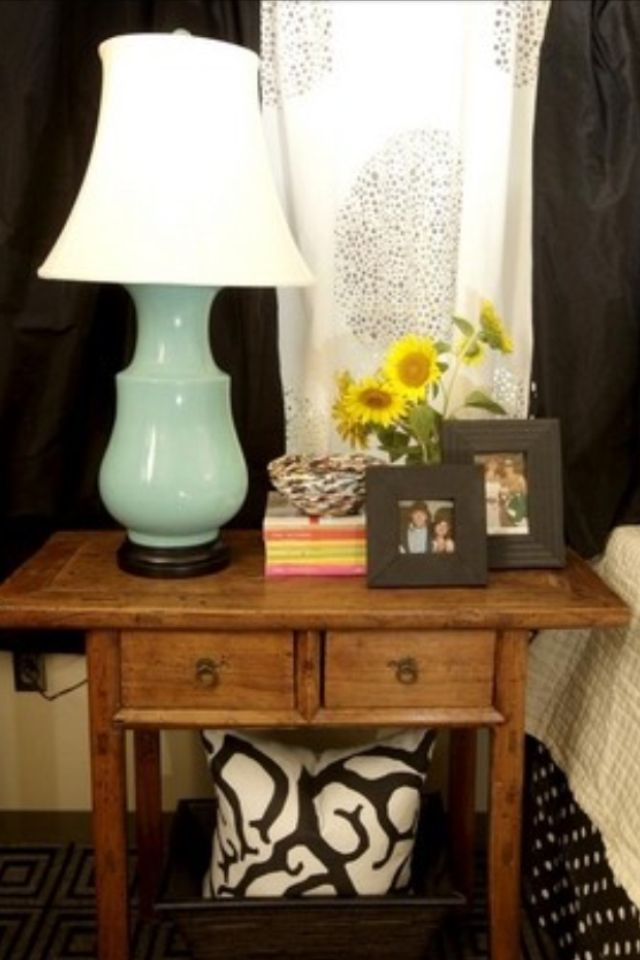 Dorm room nightstand Dorm room nightstand