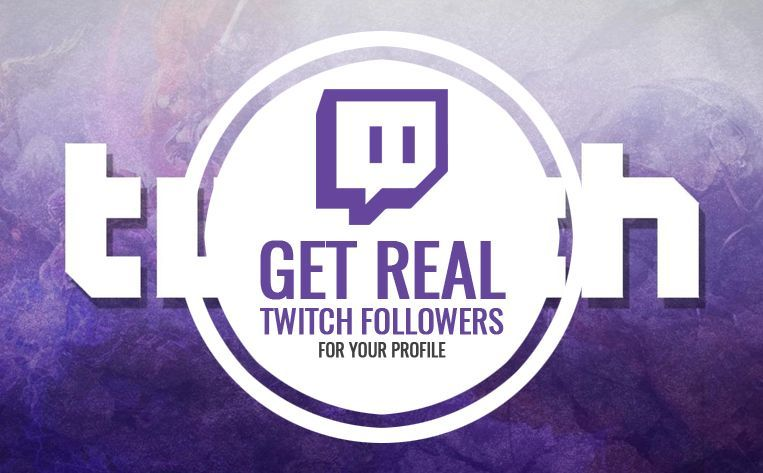 Buy Twitch Followers for Channel & Increase Streaming
