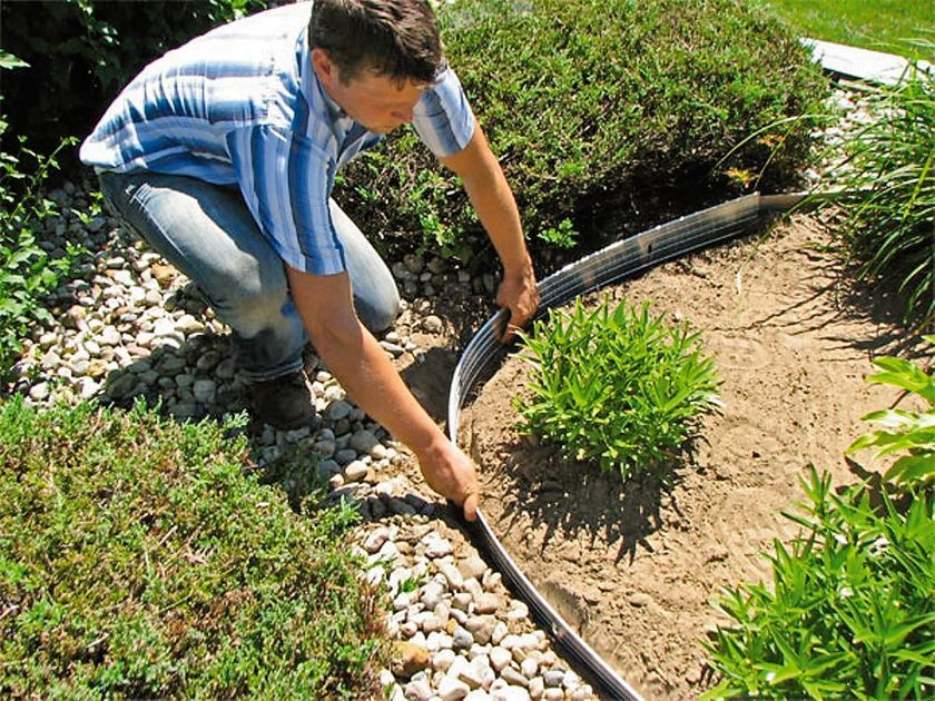 Metal Garden Edging Easyflex Aluminum Edging 24 More