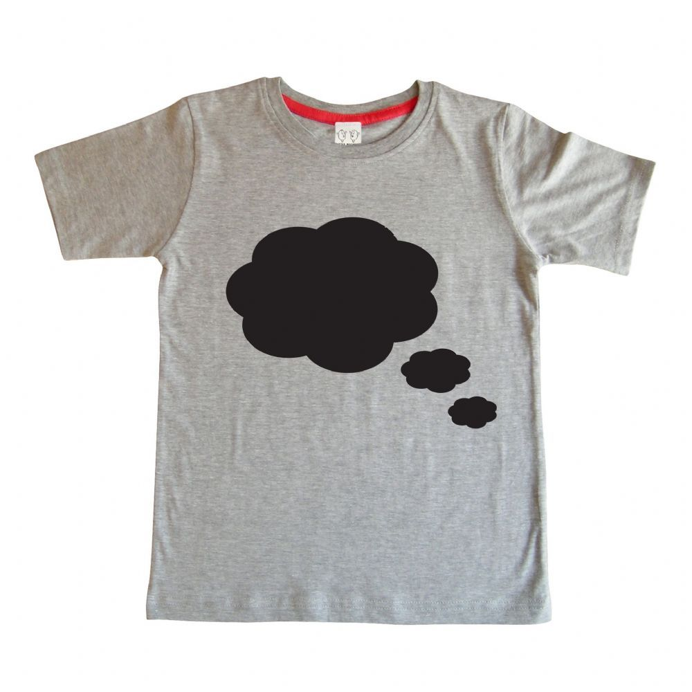 Thought - Chalkboard T-shirt
