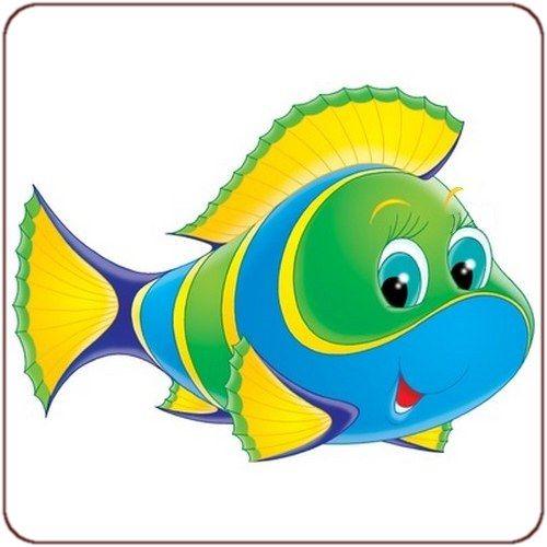 Dessin en couleurs imprimer animaux poisson num ro 20710 poisson dessin poisson d - Dessin enfant poisson ...