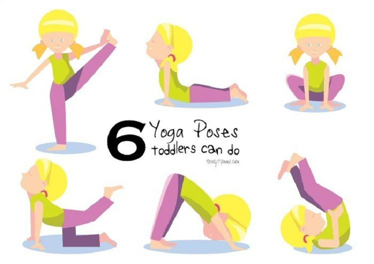 Yoga for Toddlers | parenting | Toddler yoga, Kids yoga