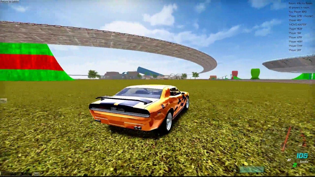 Madalin Stunt Cars 2 multiplayer online game http