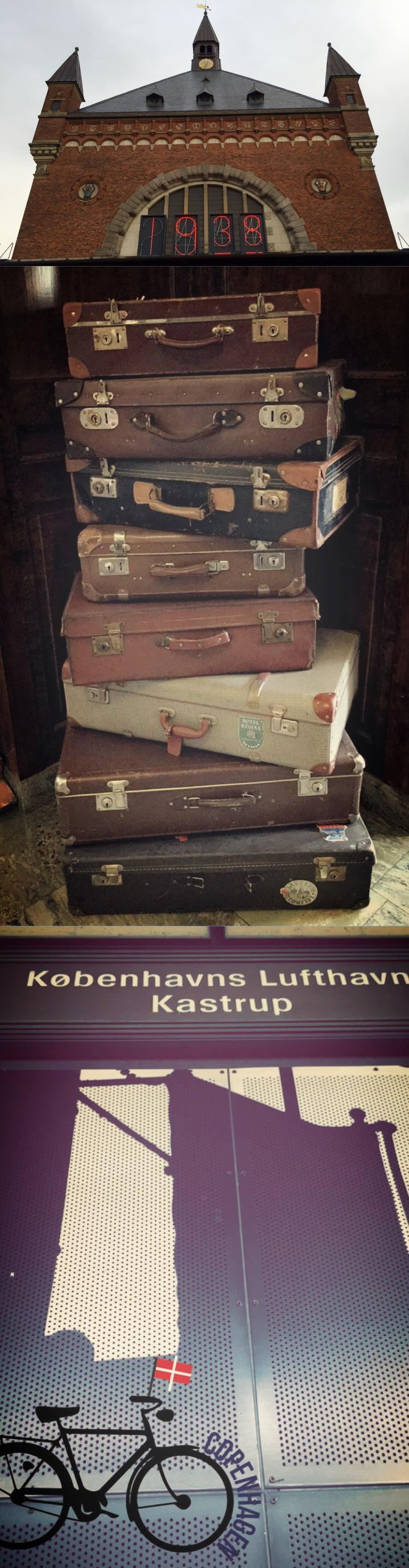 De Copenhague até o aeroporto e Malmo na Suécia  1929277def0