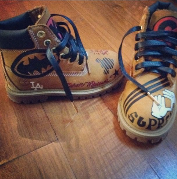 Timbs for your little one!