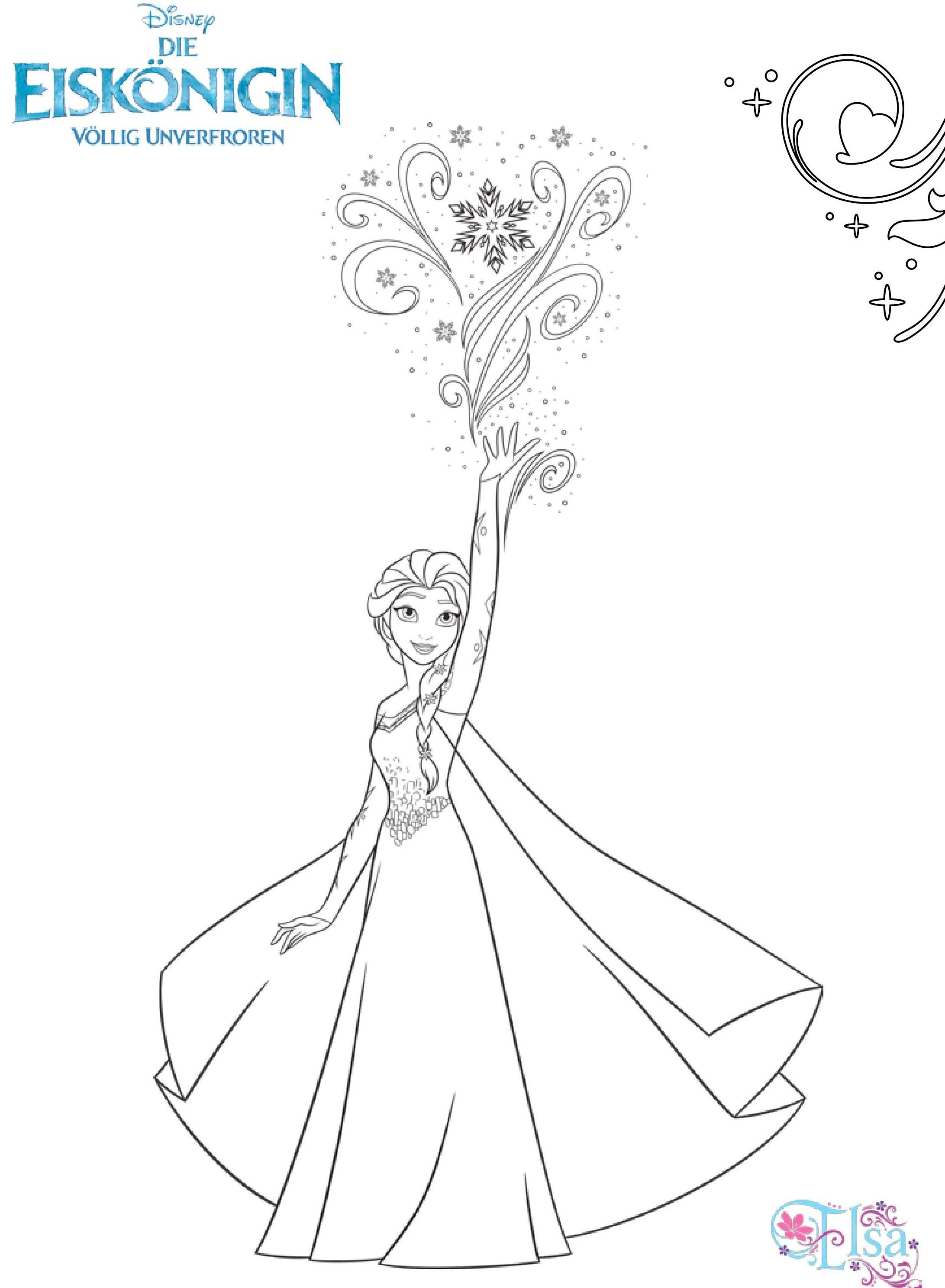 Ausmalbilder Elsas Magische Fahigkeiten E1551072491126 Ausmalbilder Ausmalbilder Anna Und Elsa Malvorlagen Zum Ausdrucken