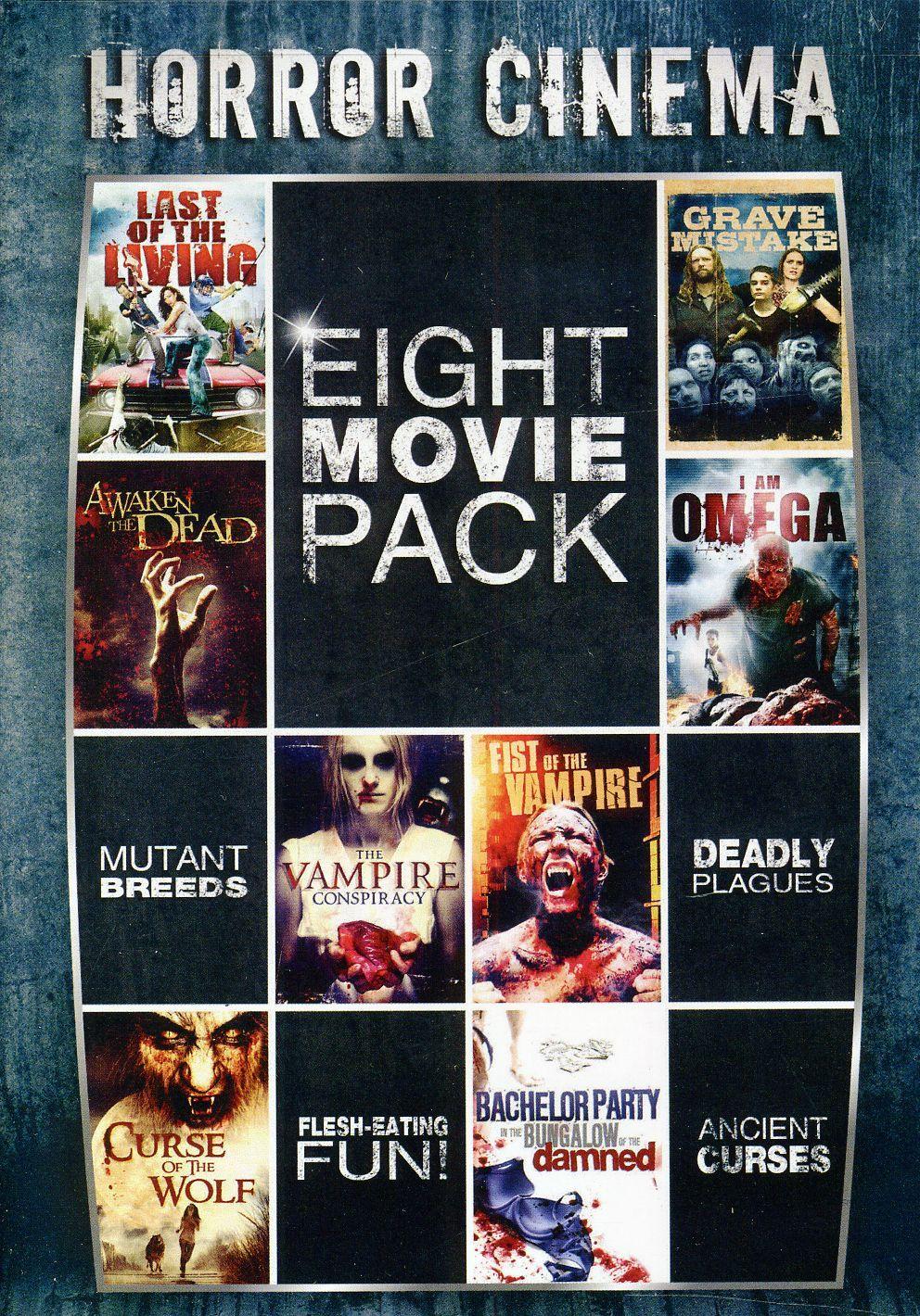 8 Film Horror Cinema Vol. 6