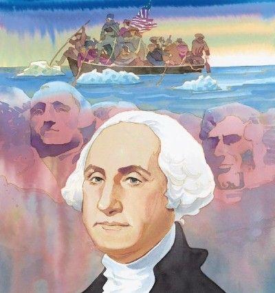 """George Washington and the Cherry Tree"""