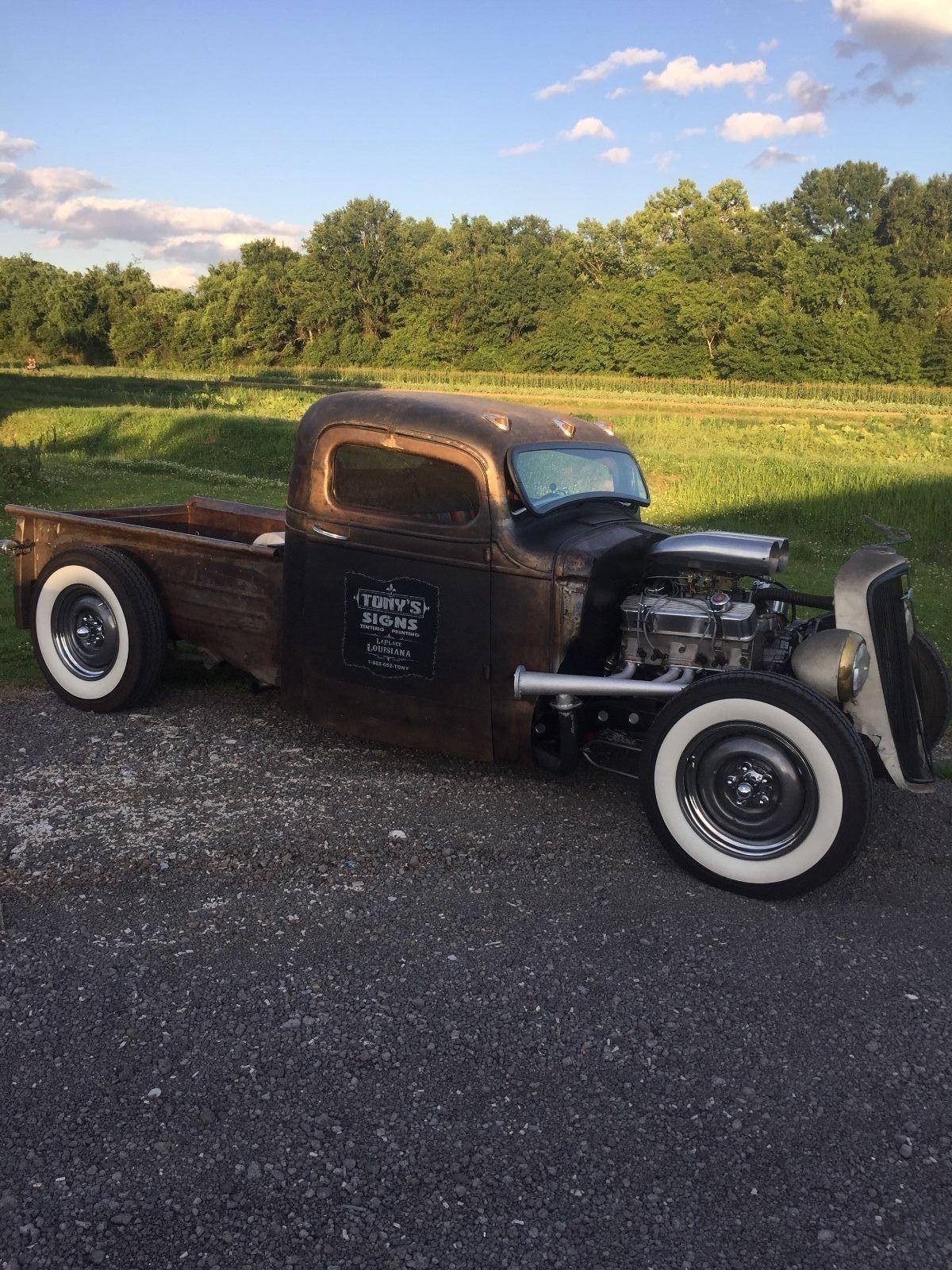 1937 Chevy Pickup Rat Rod Hot Rods Rat Rod Chevy Pickups Chevy