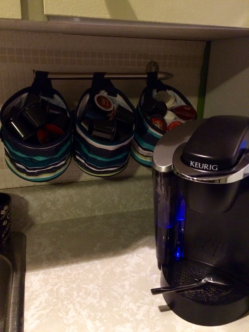 Oh snap bin ideas - Another Use For The Oh Snap Bins K Cup Organizers Http