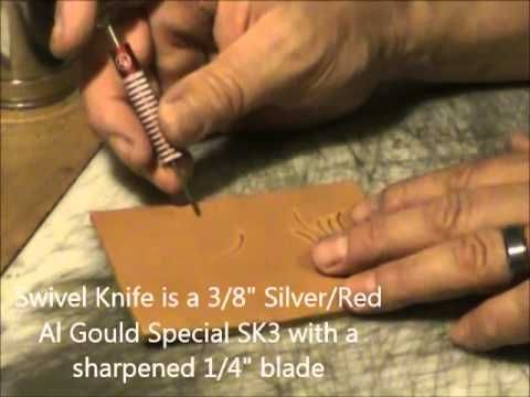Swivel Knife Technique: Cutting