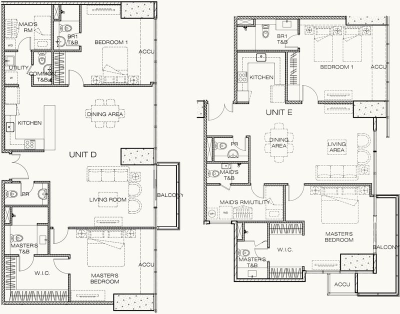 Units And Floor Plans Floor Plans The Unit How To Plan
