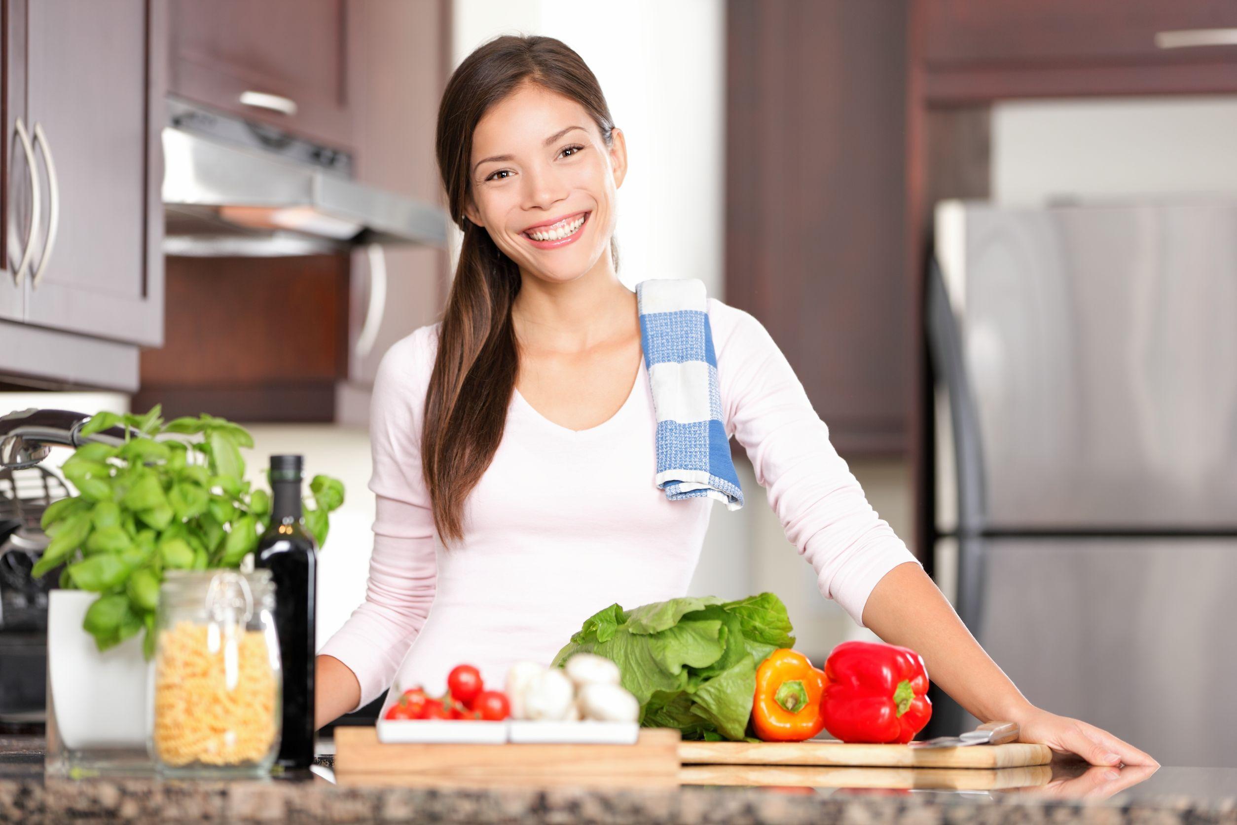 Рецепт счастья: вкусные диетические блюда