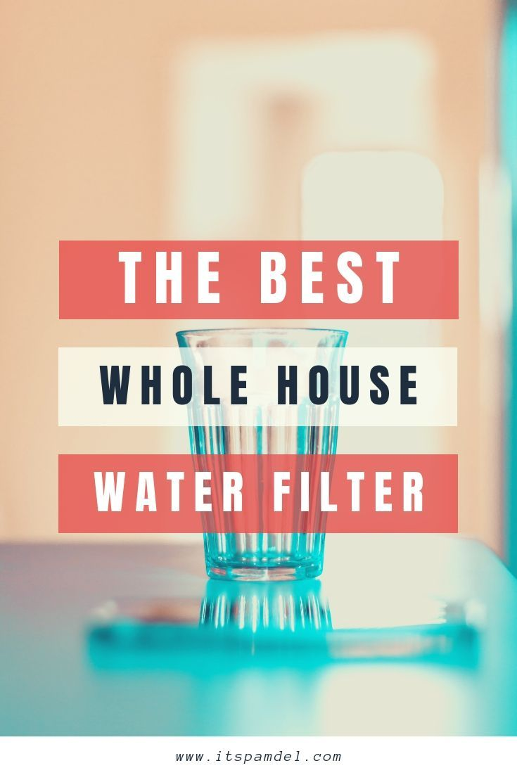 Pelican Water Whole House Water Filtration System Water
