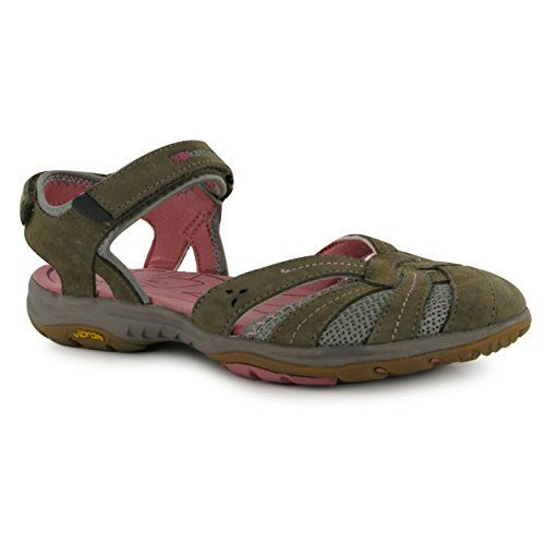 Karrimor Womens Maui Ladies Sandals Vibram Outsole Outdoor Summer Walking  Shoes Brown 85 -- To view further fo… | Women sport sandals, Womens sandals,  Sport sandals