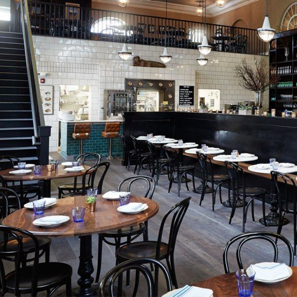 The Ordinary Charleston From Conde Nast Traveler S Best New Restaurants In World