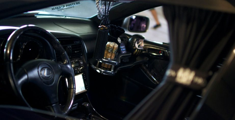 Vip Lexus Interior That Includes Junction Produce Table Curtains