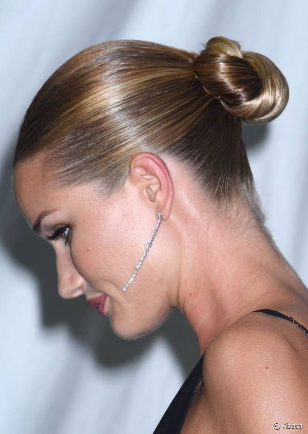 Image Result For Sleek Low Bun Sleek Low Buns