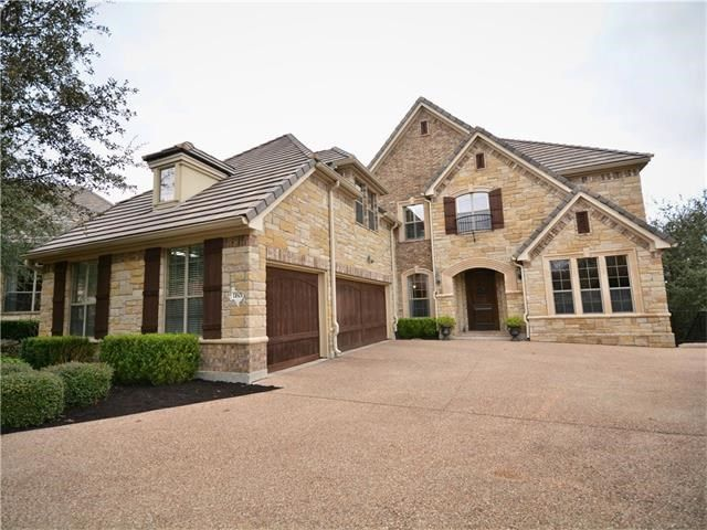 11601 Pelican Bay Cv Austin Tx 78732 Mls 7504607 House Styles Pelican Bay House