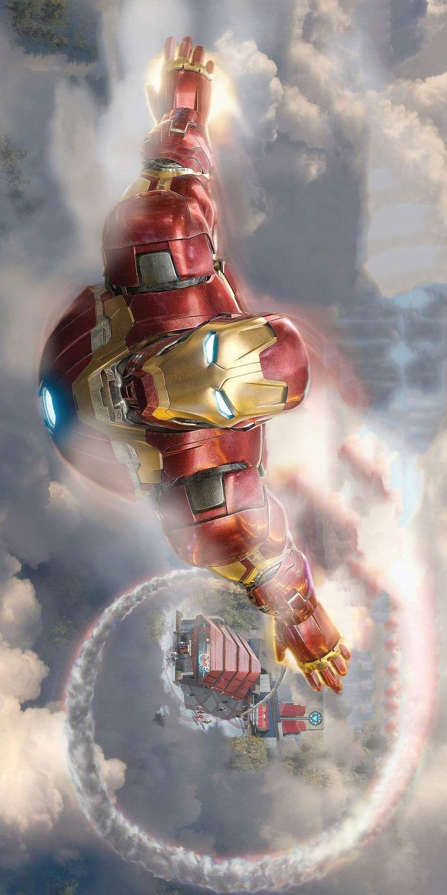 Iron Man 4k Iphone Wallpaper Iron Man Art Iron Man Wallpaper Iron Man Avengers