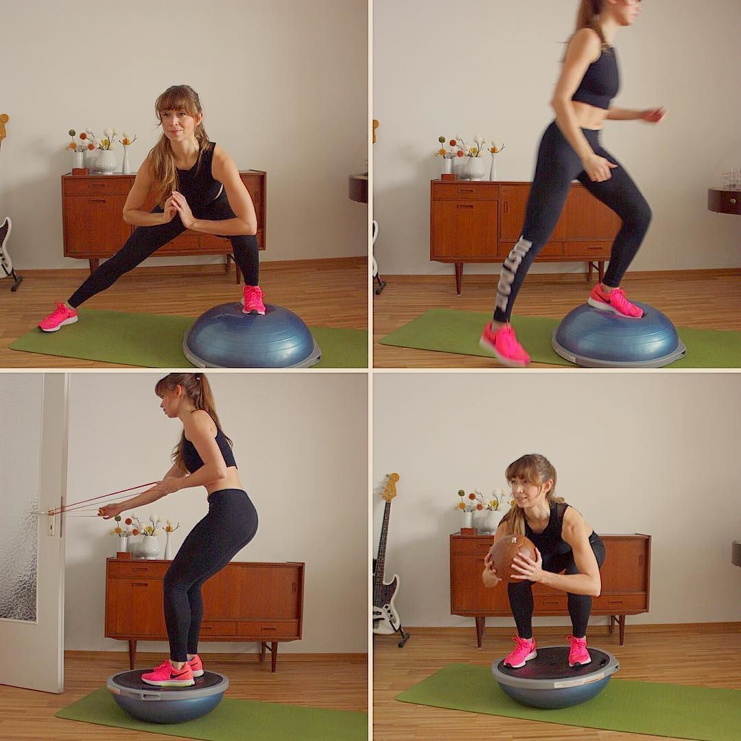 bosu trainer case study Bosu's balance trainer offers a wide-variety of stances and exercise options, holds up to 250 lbs of weight and comes with a convenient foot pump and owner's manual get an effective and fun exercise/rehab workout at home, in clinic, gym or on the road with made in the usa bosu sport.