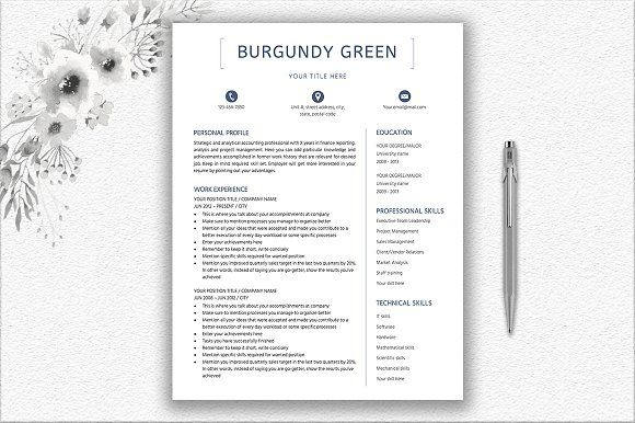 Resume CV Resume cv, Template and Cv template