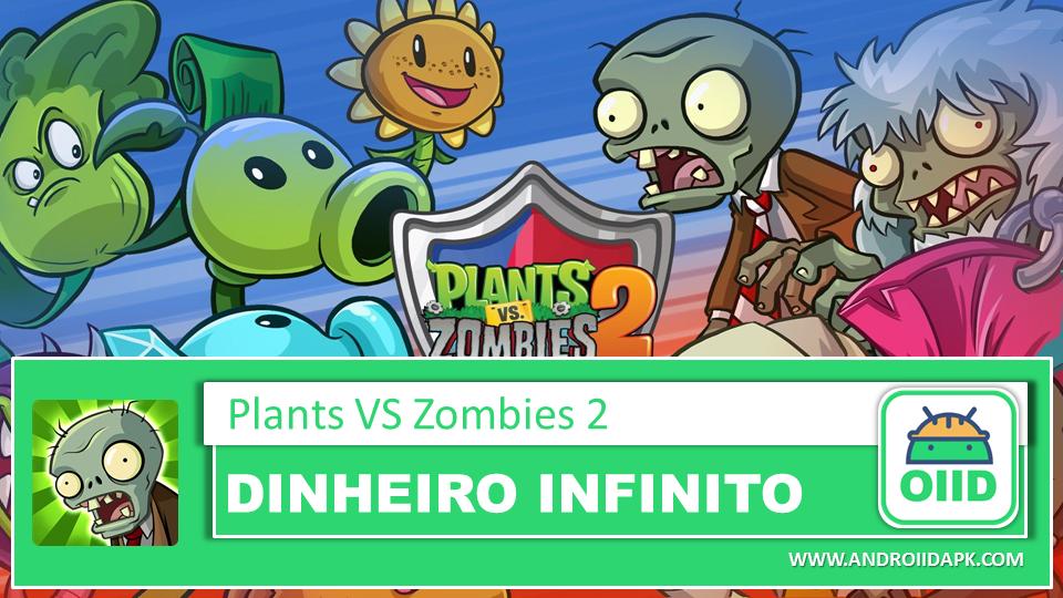 Download Plants Vs Zombies 2 V7 3 1 Apk Mod Hack Dinheiro Infinito Zombies Zumbi Imagens Sasuke