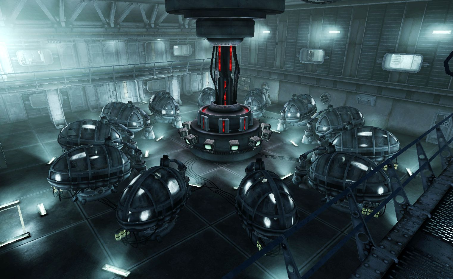 fallout 3 cryo pods Google Search Fallout, Space