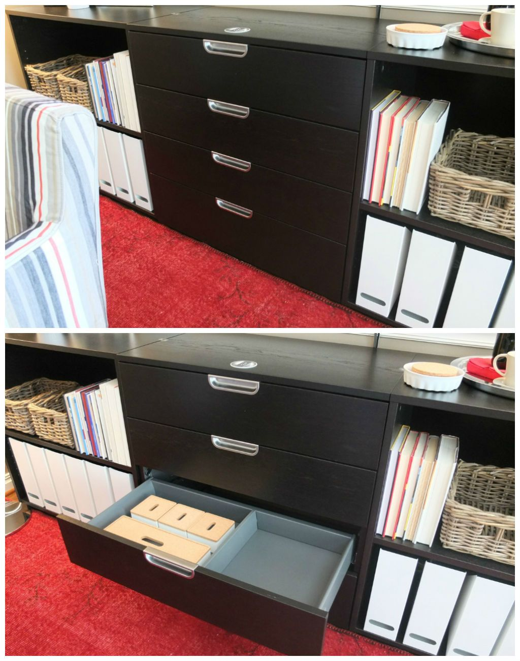 Everything From Office Supplies To Oversized Doents In This Galant Drawer Unit Lockable Storage