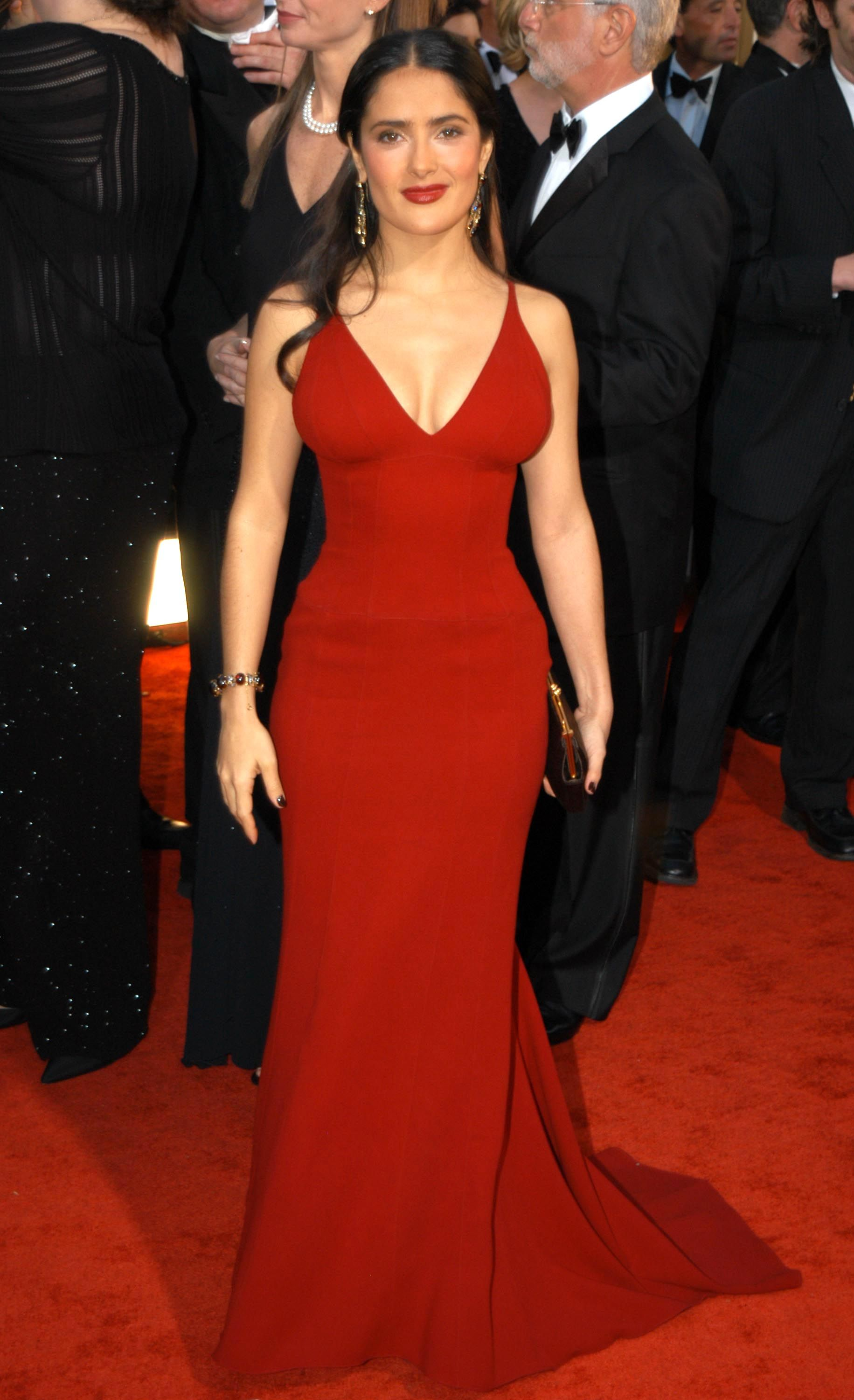 9362057ab7a See the Sexiest, Most Scandalous Golden Globes Dresses of All Time ...