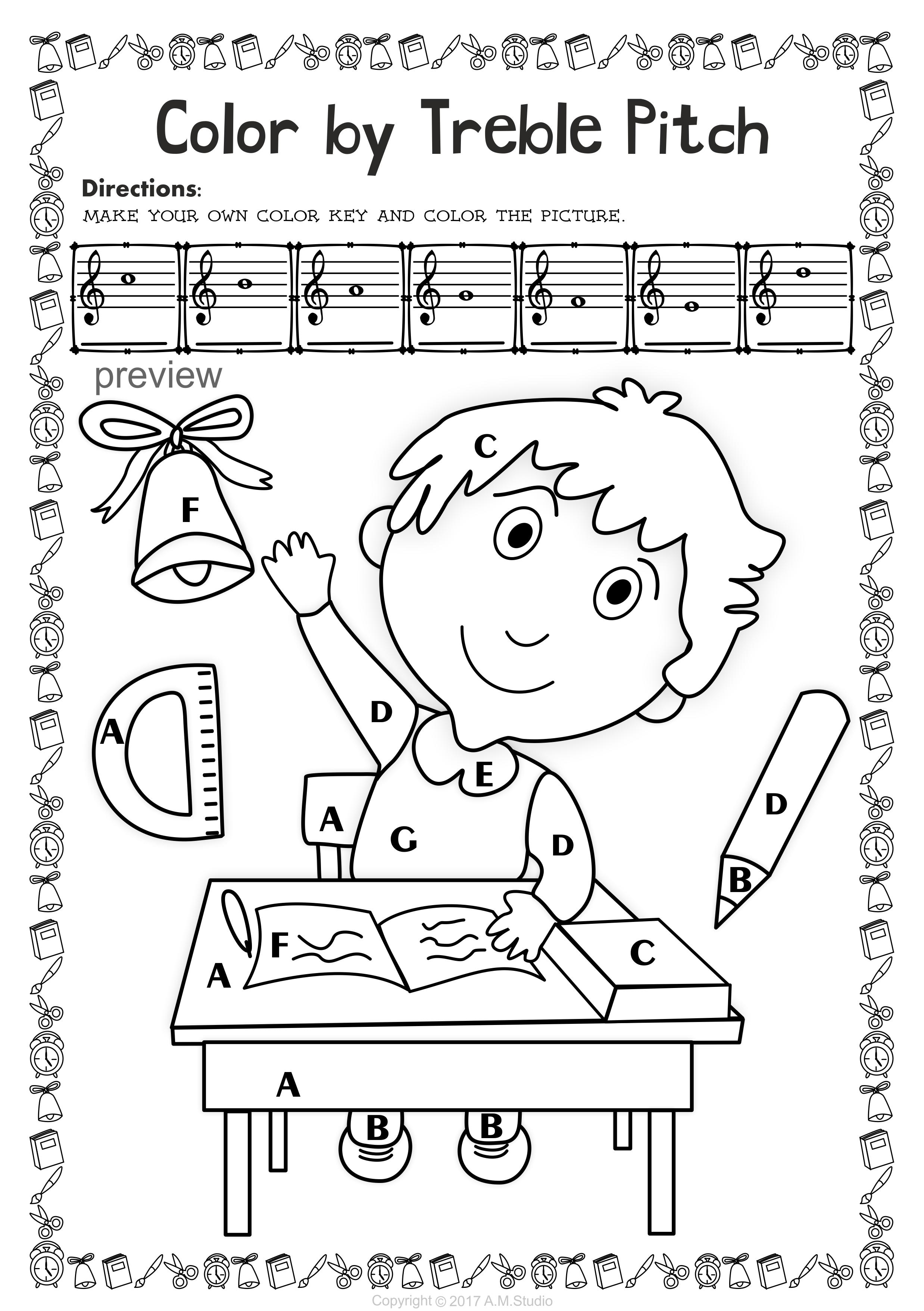 Music Appreciation | Worksheet | Education.com