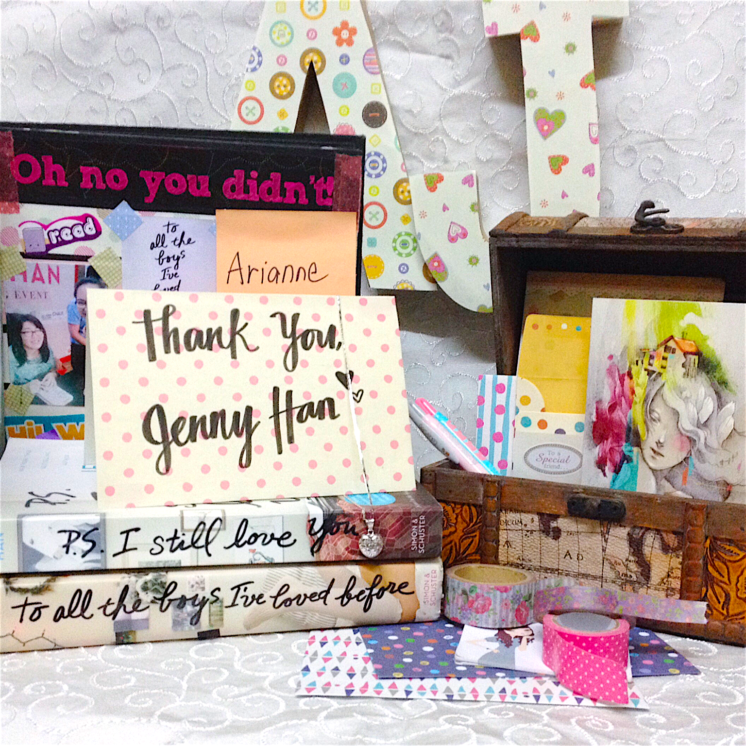 How to scrapbook letters - Books Scrapbook Letters