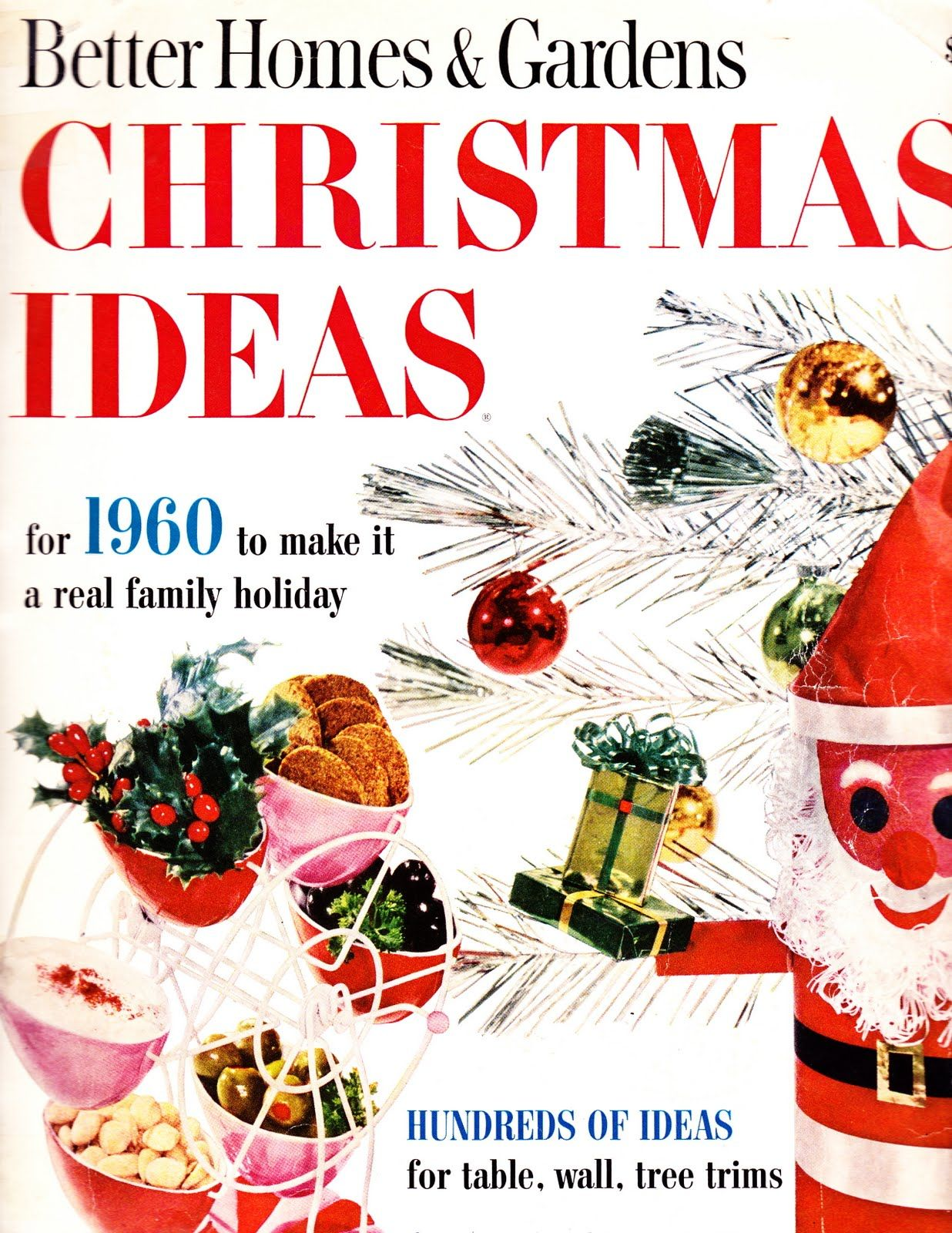 Better Homes & Gardens, 1960 - memories of Mom ~mgh | Christmas ...
