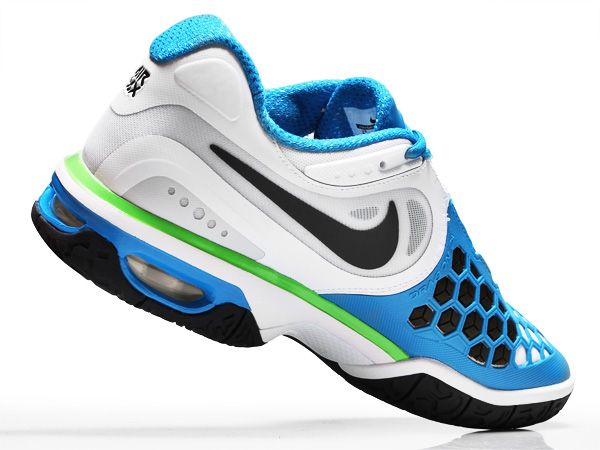 The new Air Court Ballistec 4.3! Rafa wore this color at the